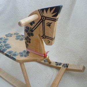 Schaukelpferd Holz Design