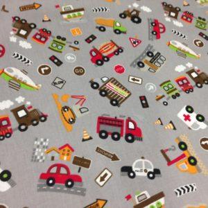 Baumwolle Verkehr Autos