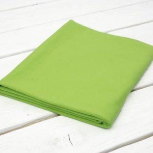 Jersey fresh green grün uni