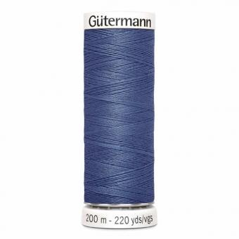 Gütermann allesnäher blau