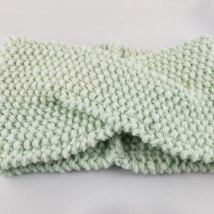 Stirnband Merino Wolle Accessoires