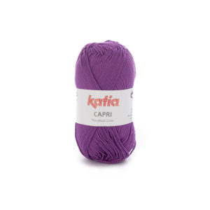 Garn Baumwolle Capri Katia
