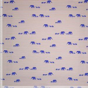 Jersey Elefanten Familie