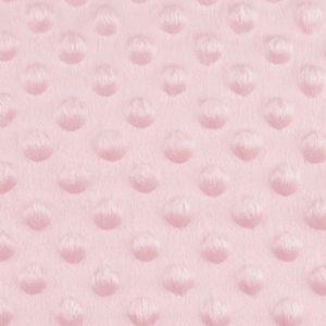 Minky 3D rosa
