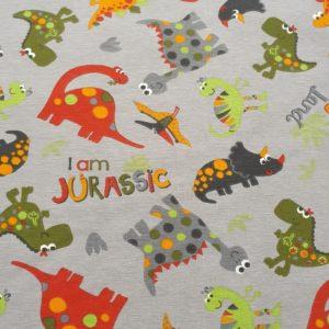Jersey Jurassic Dino