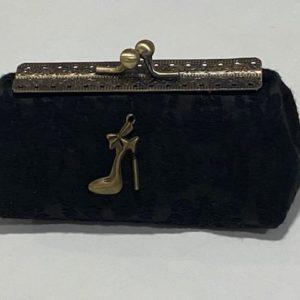 Kleine Tasche schwarz edel