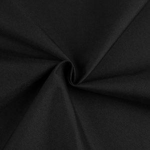 Rucksackstoff schwarz wasserabweisend