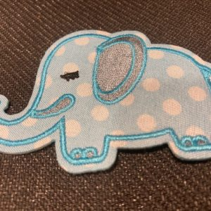 Aufnäher Patch Elefant Elephant