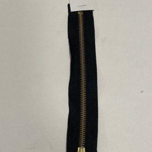 Reissverschluss 20cm schwarz