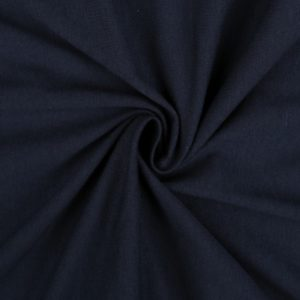 Jersey uni dunkelblau