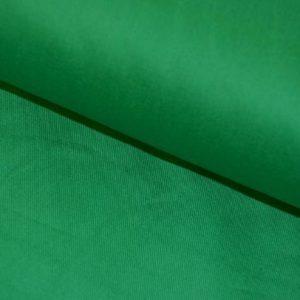 Baumwolle Webware grasgrün