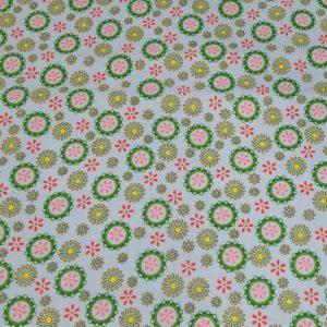 Flanell Baumwolle Blumen