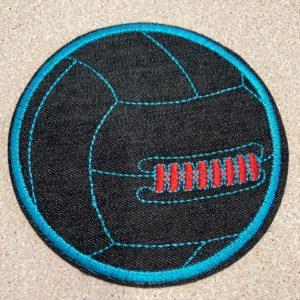 Aufnäher-Patch-Basketball