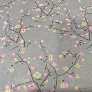 Baumwolle Blumen Ast