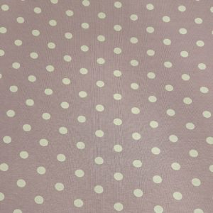 Viskose Jersey dots flieder