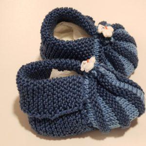 Finkli Baby blau Geschenk