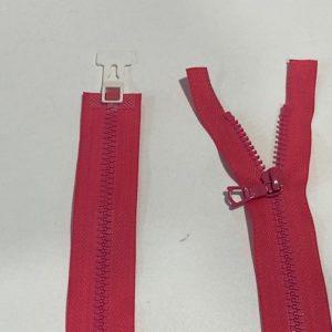 Reissverschluss pink 75cm