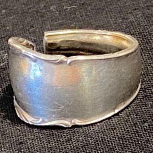 Silberbesteck Ring Silber 800