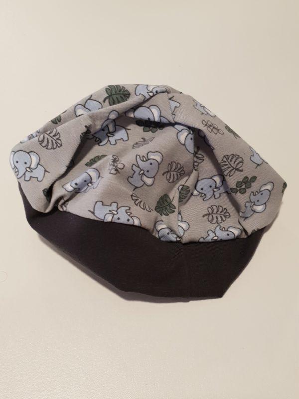 Baby Mütze Elefant