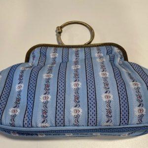 Handtasche Edelweiss hellblau