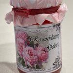 Rosenblüten Gelee