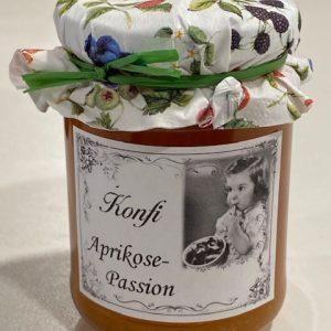 Konfi Aprikose Passionsfrucht