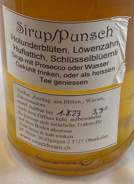 Sirup Punsch